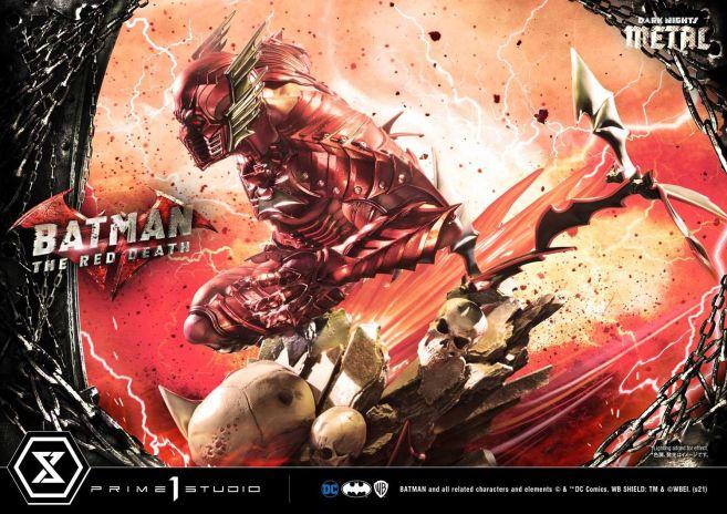Prime 1 Studio - Dark Nights Metal - The Red Death - 16