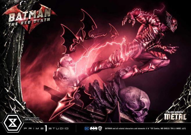 Prime 1 Studio - Dark Nights Metal - The Red Death - 18