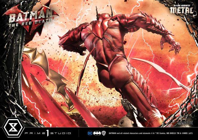 Prime 1 Studio - Dark Nights Metal - The Red Death - 22