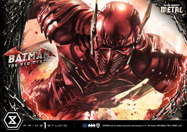 Prime 1 Studio - Dark Nights Metal - The Red Death - 24