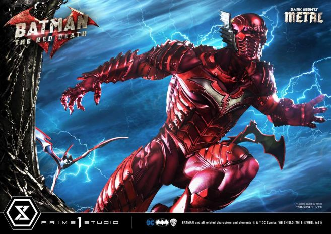 Prime 1 Studio - Dark Nights Metal - The Red Death - 26