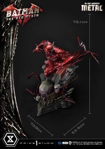 Prime 1 Studio - Dark Nights Metal - The Red Death - 28
