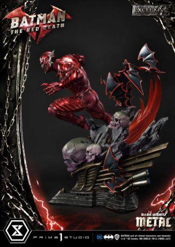 Prime 1 Studio - Dark Nights Metal - The Red Death - 31