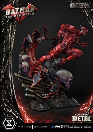 Prime 1 Studio - Dark Nights Metal - The Red Death - 33