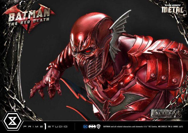 Prime 1 Studio - Dark Nights Metal - The Red Death - 35