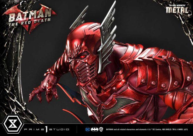 Prime 1 Studio - Dark Nights Metal - The Red Death - 37