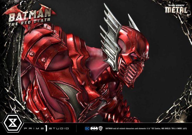 Prime 1 Studio - Dark Nights Metal - The Red Death - 43