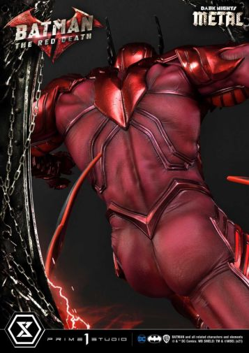 Prime 1 Studio - Dark Nights Metal - The Red Death - 46