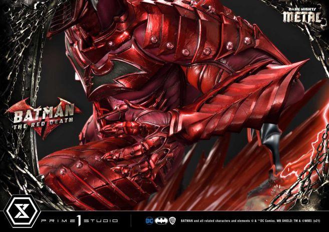 Prime 1 Studio - Dark Nights Metal - The Red Death - 47