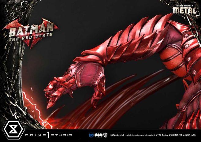 Prime 1 Studio - Dark Nights Metal - The Red Death - 48