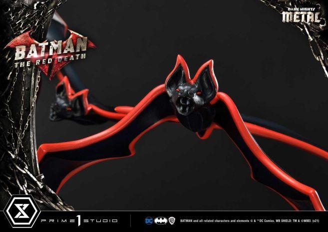 Prime 1 Studio - Dark Nights Metal - The Red Death - 57