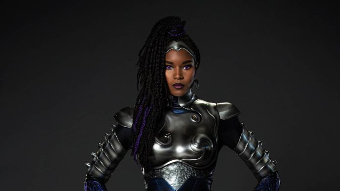 Titans - Season 3 - Blackfire - Costume - Featured - 01