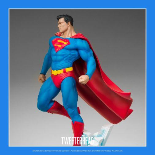 Tweeterhead - Superman - Maquette - 02