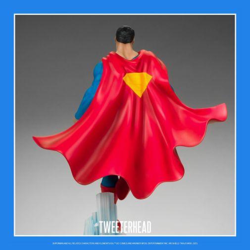 Tweeterhead - Superman - Maquette - 03