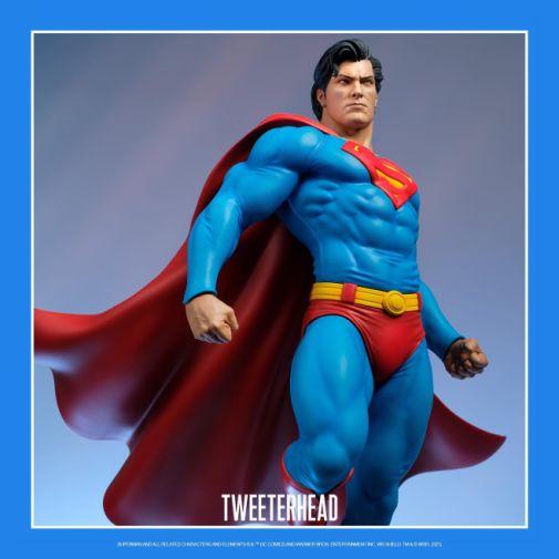 Tweeterhead - Superman - Maquette - 05