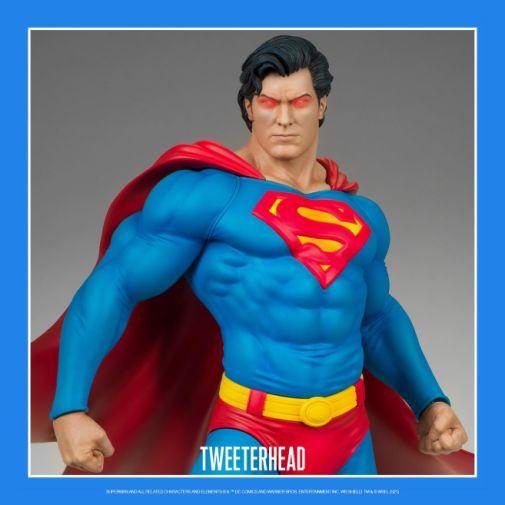 Tweeterhead - Superman - Maquette - 06