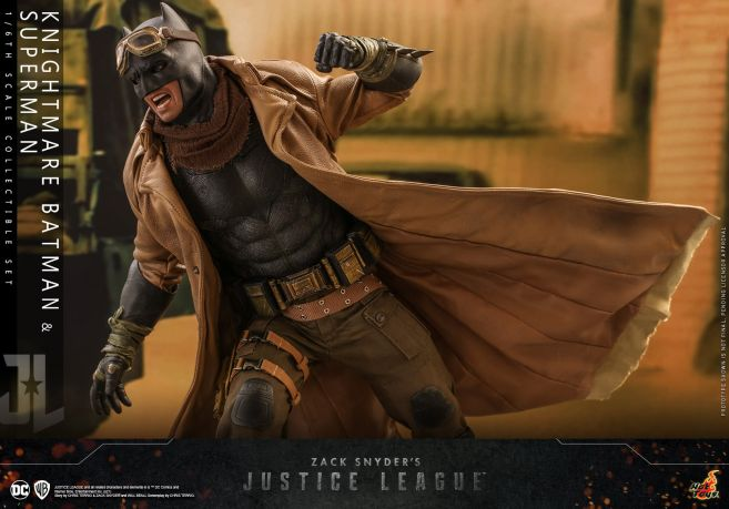 Hot Toys - Zack Snyders Justice League - Two-Pack - 02