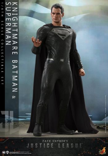 Hot Toys - Zack Snyders Justice League - Two-Pack - 16