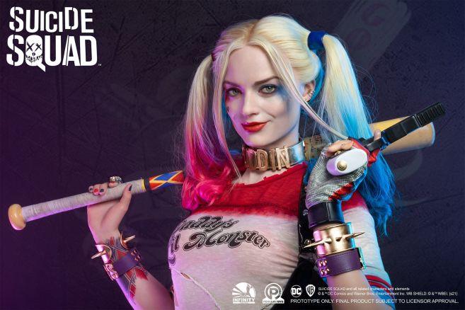 Infinity Studio - Suicide Squad - Harley Quinn - 04