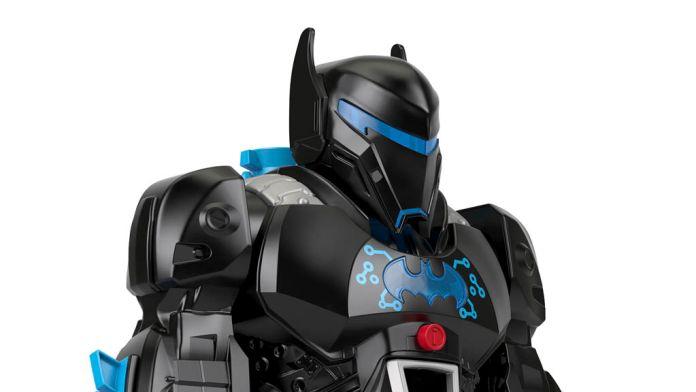 Mattel - Virtual Toy Fair 2021 - Imaginext DC Super Friends Bat-Tech BatBot - Featured