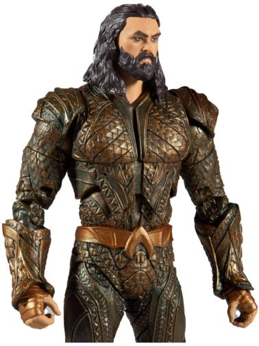 McFarlane Toys - DC Multiverse - Zack Snyders Justice League - Aquaman - 02