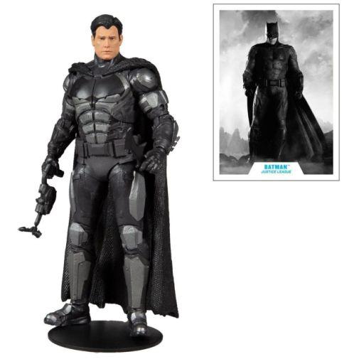McFarlane Toys - DC Multiverse - Zack Snyders Justice League - Batman - Unmasked - 02