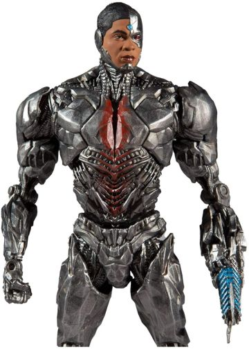McFarlane Toys - DC Multiverse - Zack Snyders Justice League - Cyborg - 02