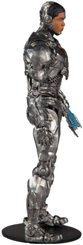 McFarlane Toys - DC Multiverse - Zack Snyders Justice League - Cyborg - 05