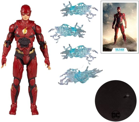 McFarlane Toys - DC Multiverse - Zack Snyders Justice League - The Flash - 06