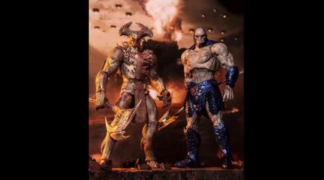 McFarlane Toys - Zack Snyders Justice League - Darkseid - 01