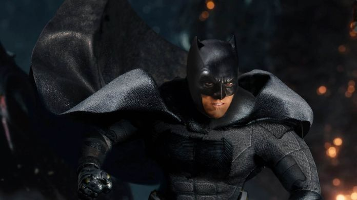 Mezco Toys - Zack Snyders Justice League - Batman - Featured - 01