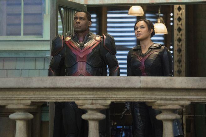 Supergirl - Season 6 - Ep 01 - 04
