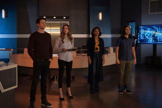 The Flash - Season 7 - Ep 05 - 01