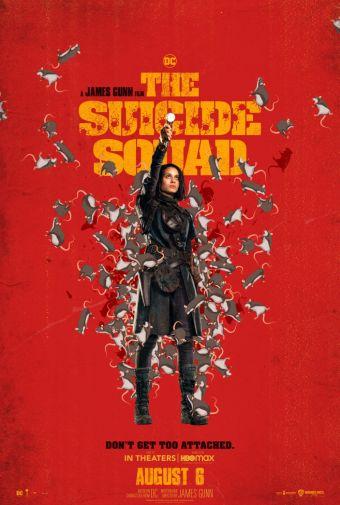 The Suicide Squad - Character Poster - Daniela Melchior - Ratcatcher 2 - 01