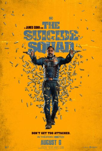 The Suicide Squad - Character Poster - Idris Elba - Bloodsport - 01