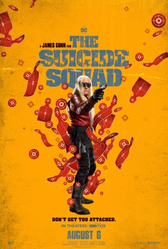 The Suicide Squad - Character Poster - Michael Rooker - Savant - 01