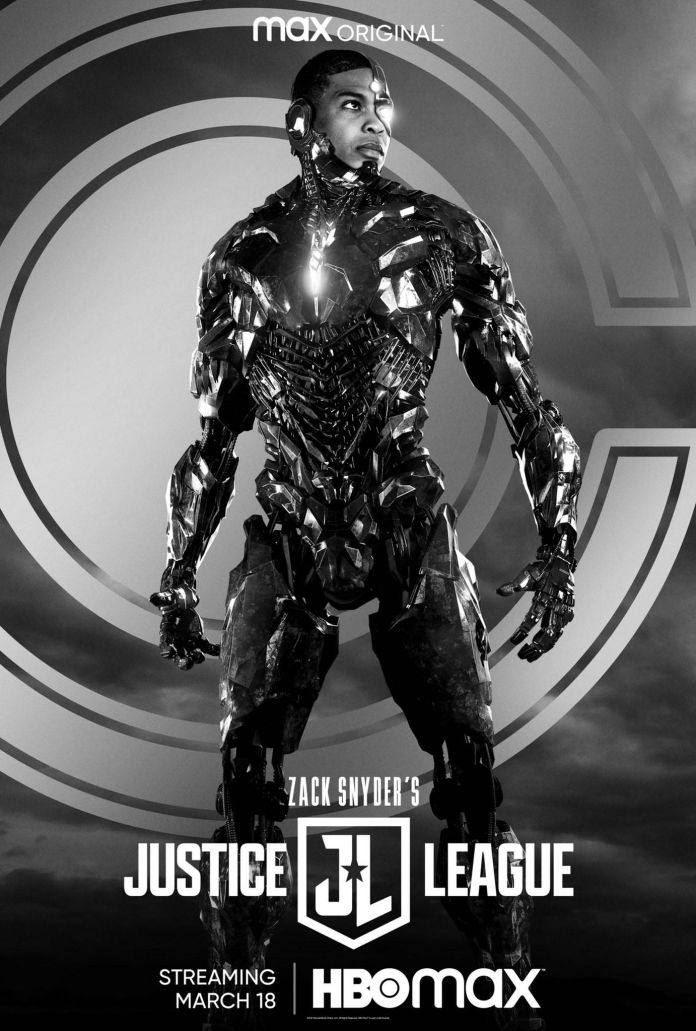 Zack Snyders Justice League - Cyborg Teaser - 01
