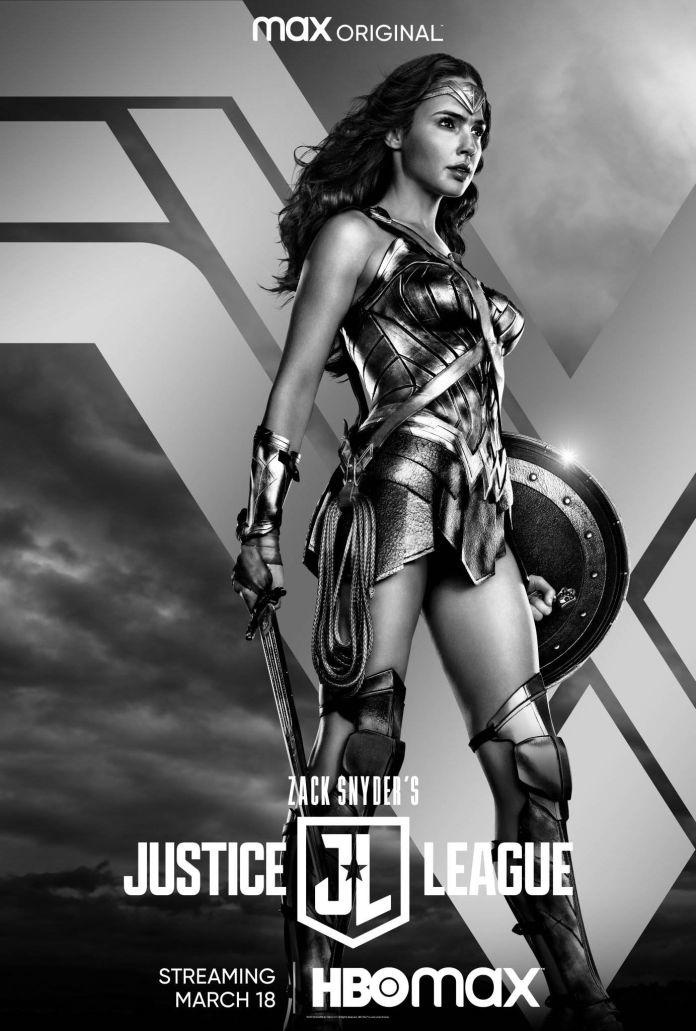Zack Snyders Justice League - Wonder Woman Teaser - 02
