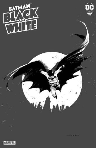 Batman Black and White 5