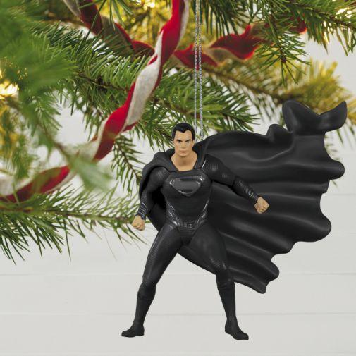 Hallmark - Keepsake Ornaments - 2021 - Zack Snyders Justice League - Superman - 02
