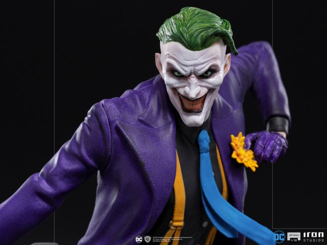Iron Studios - DC Comics - Joker - Comics - 08
