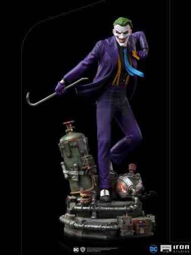 Iron Studios - DC Comics - Joker - Comics - 10