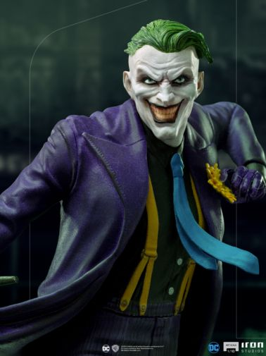 Iron Studios - DC Comics - Joker - Comics - 12