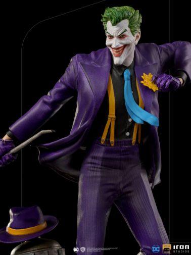 Iron Studios - DC Comics - Joker - Comics - DX - 02