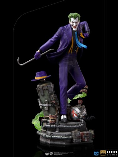 Iron Studios - DC Comics - Joker - Comics - DX - 11
