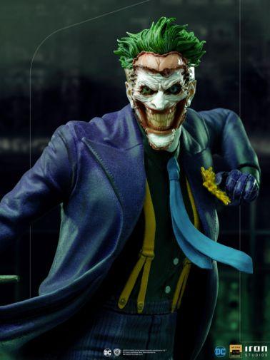 Iron Studios - DC Comics - Joker - Comics - DX - 14