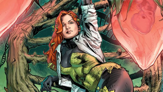 Poison Ivy - Cycle of Life and Death - Issue 1 - Featured - 01