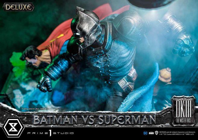 Prime 1 Studio - Batman - The Dark Knight Returns - Batman vs Joker - 09