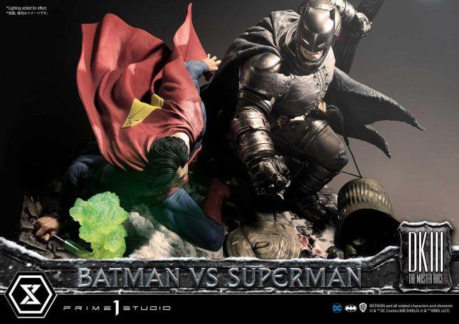Prime 1 Studio - Batman - The Dark Knight Returns - Batman vs Joker - 102