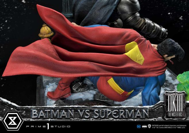 Prime 1 Studio - Batman - The Dark Knight Returns - Batman vs Joker - 112